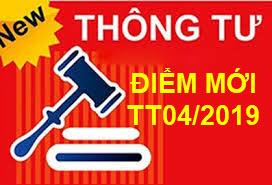 Điểm mới TT04/2019 so với TT26/2016 về quản lý chất lượng công trình xây dựng