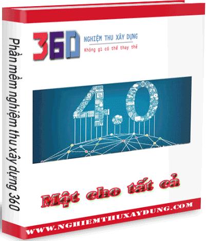 9++ Lý do bạn nên lựa chọn phần mềm nghiệm thu xây dựng 360